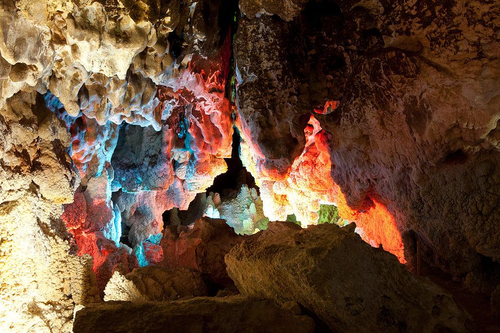 The limestone Chal Nakhjir is 70 million years old | © Fdmfi / Wikimedia Commons