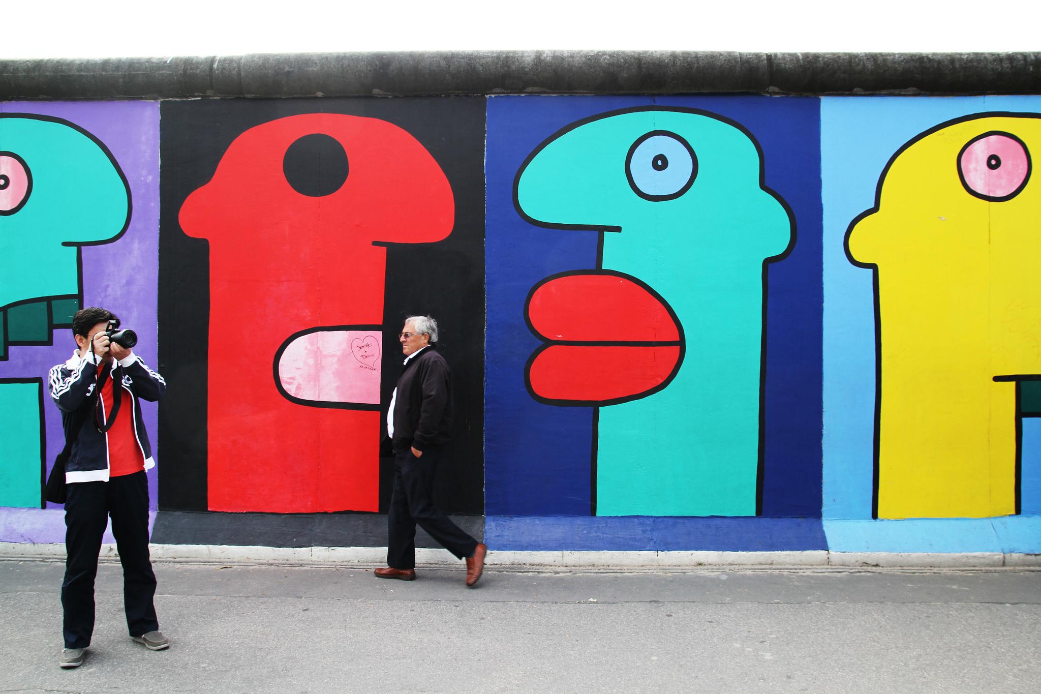 superb Berlin Wall Art Part - 5: Culture Trip