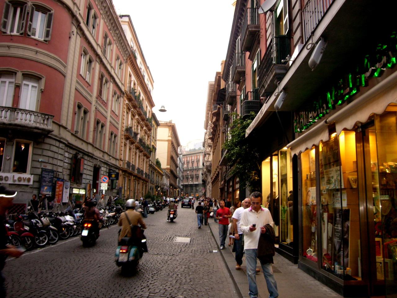 The Coolest Neighbourhoods in Naples