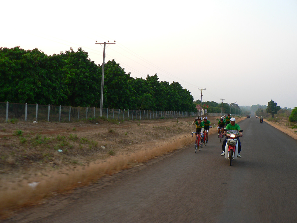 Cycling Laos | © Reed Kennedy/Flickr