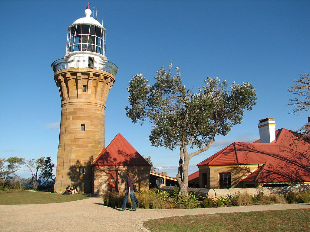 Barrenjoey Lighthouse | © Jeremy/Wikimedia Commons