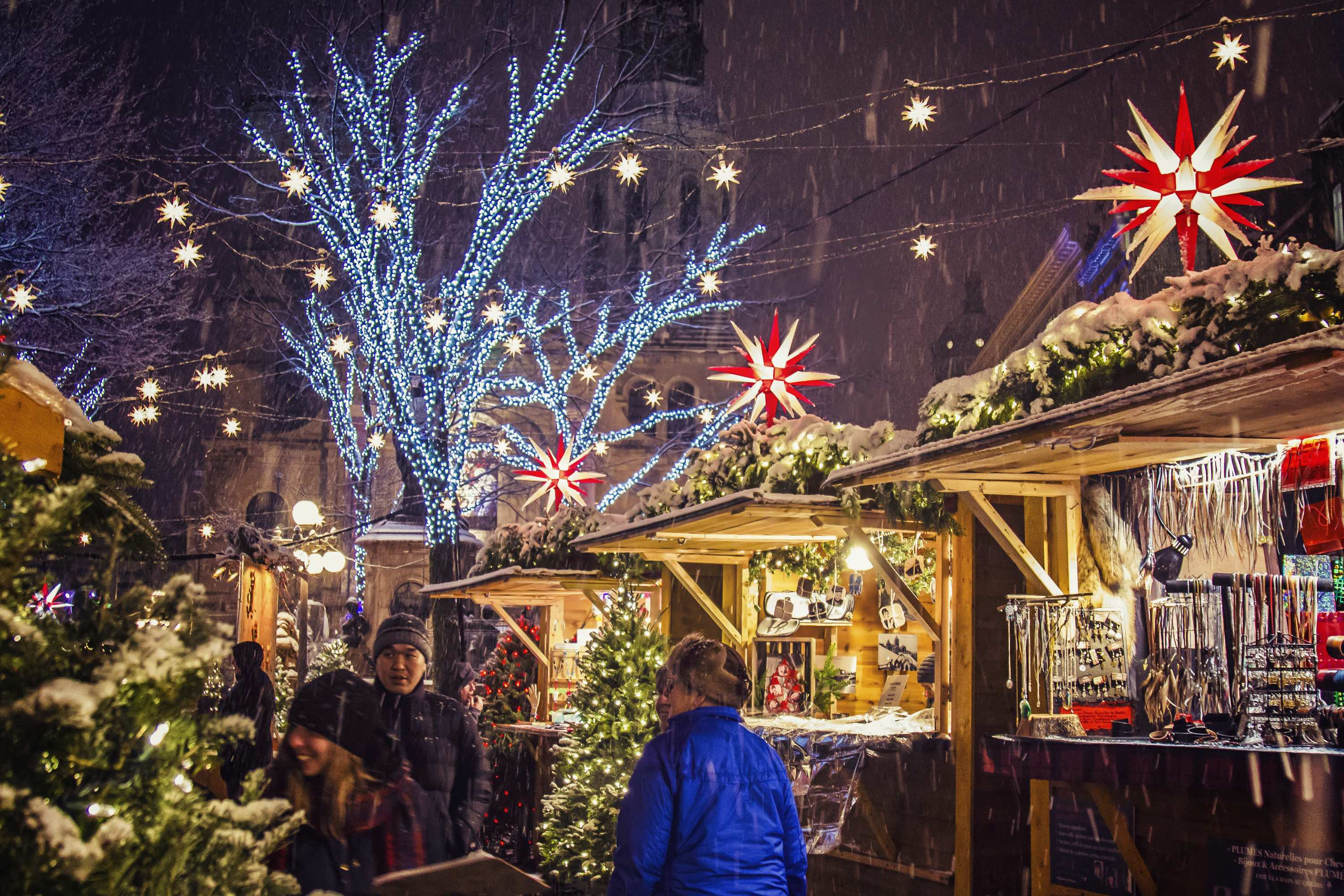 Christmas In Canada.Canada S Best Christmas And Winter Markets