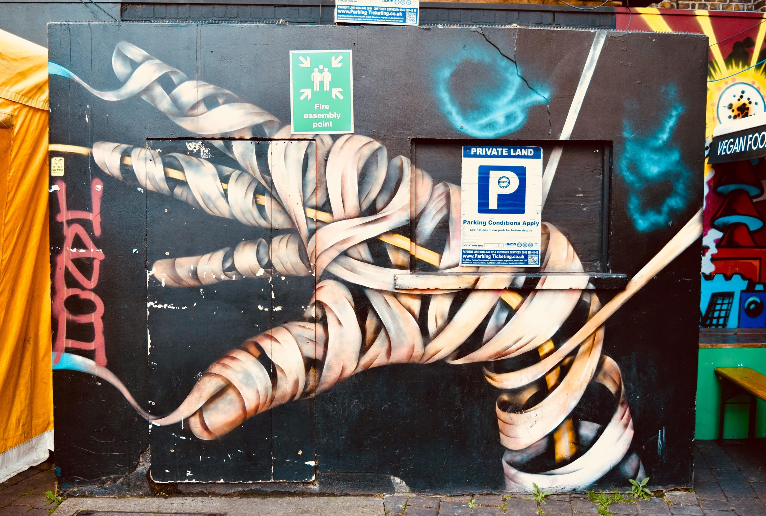 The best places to see street art in brixton