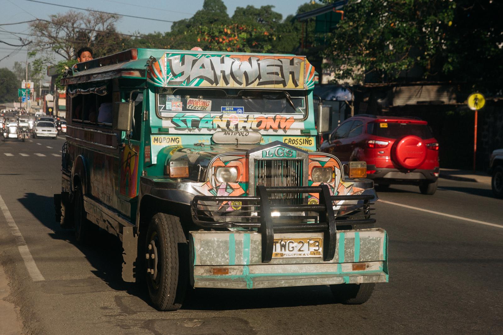 How many jeepneys in manila