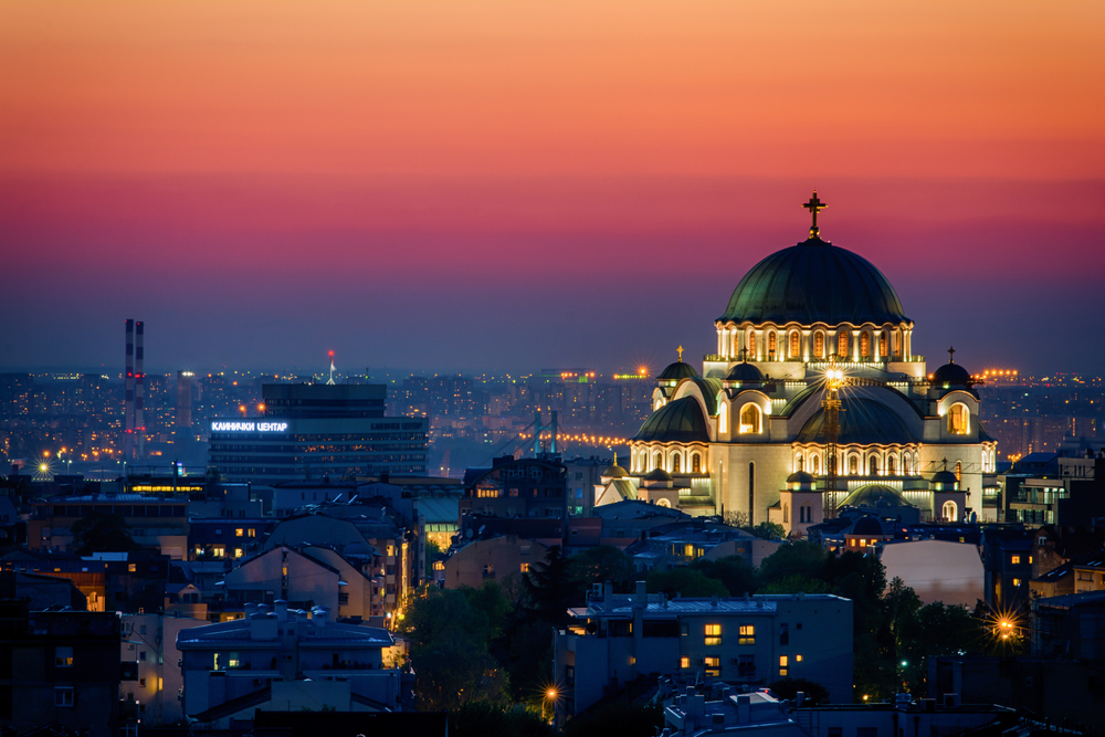 The 15 Best Destinations In Serbia