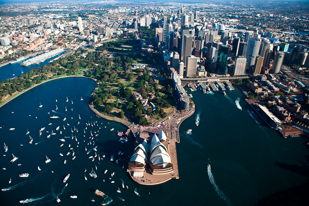 Why Sydney Is Also Known As 'The Emerald City'