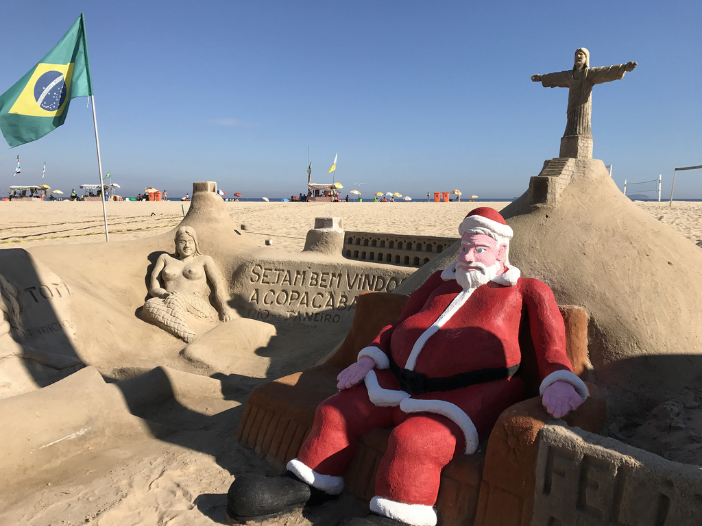 Brazil Christmas Traditions.How Christmas Is Celebrated In Brazil