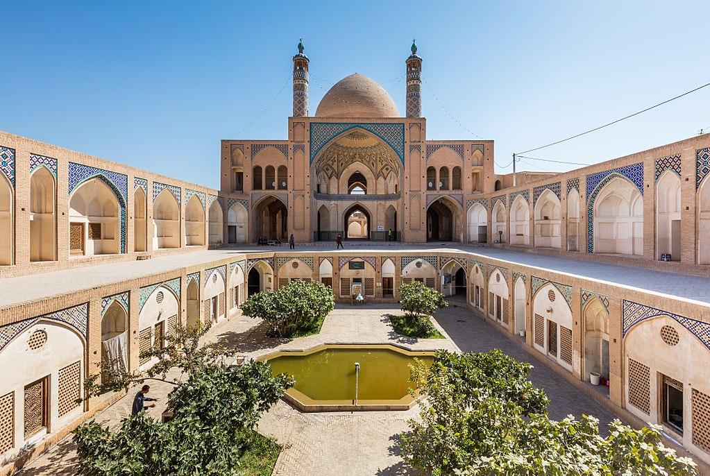 Afbeeldingsresultaat voor iran mosque