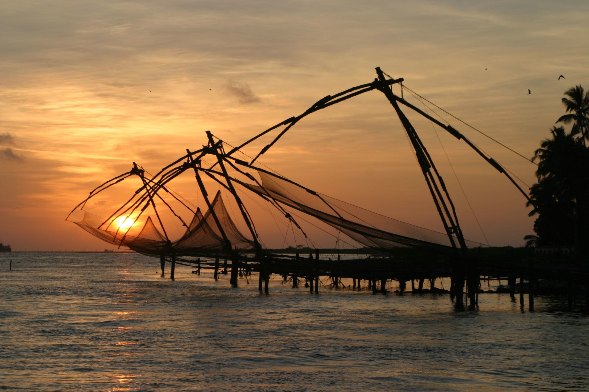 The Best Places to Watch the Sunset in Kochi, India