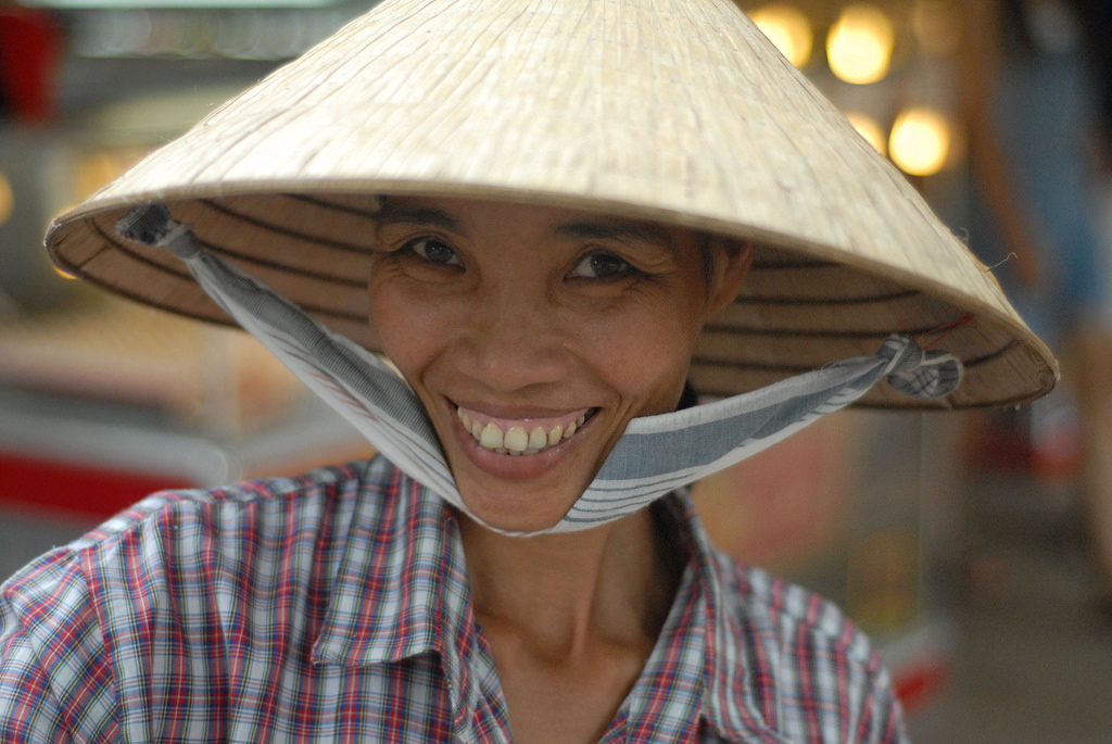 ab9f8ee021e Why Do Vietnamese People Wear Conical Hats