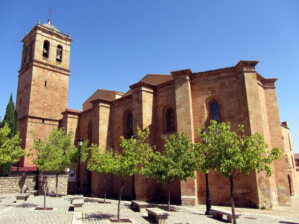 Co-Cathedral of San Pedro, Soria | ©santiago lopez-pastor / Flickr