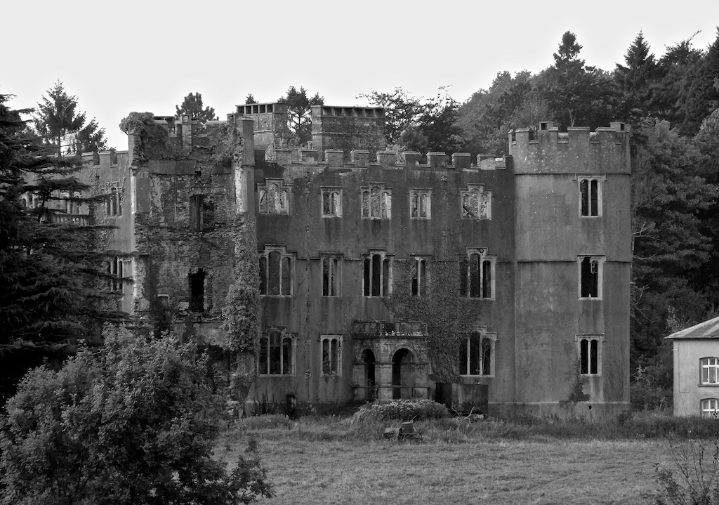 Ten Eerie Abandoned Places In Wales