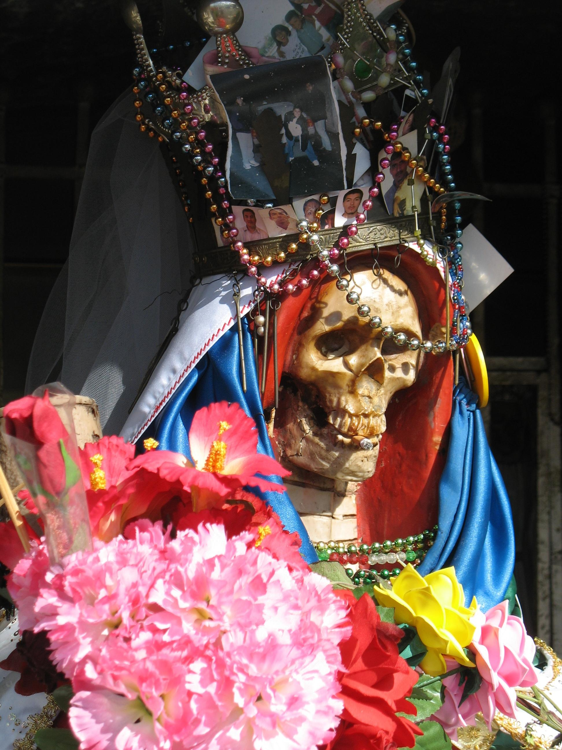 Everything You Need to Know About Santa Muerte