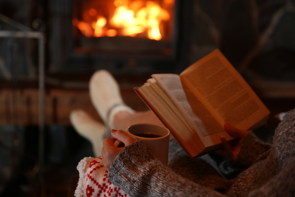 Books on Christmas | © Africa Studio/Shutterstock