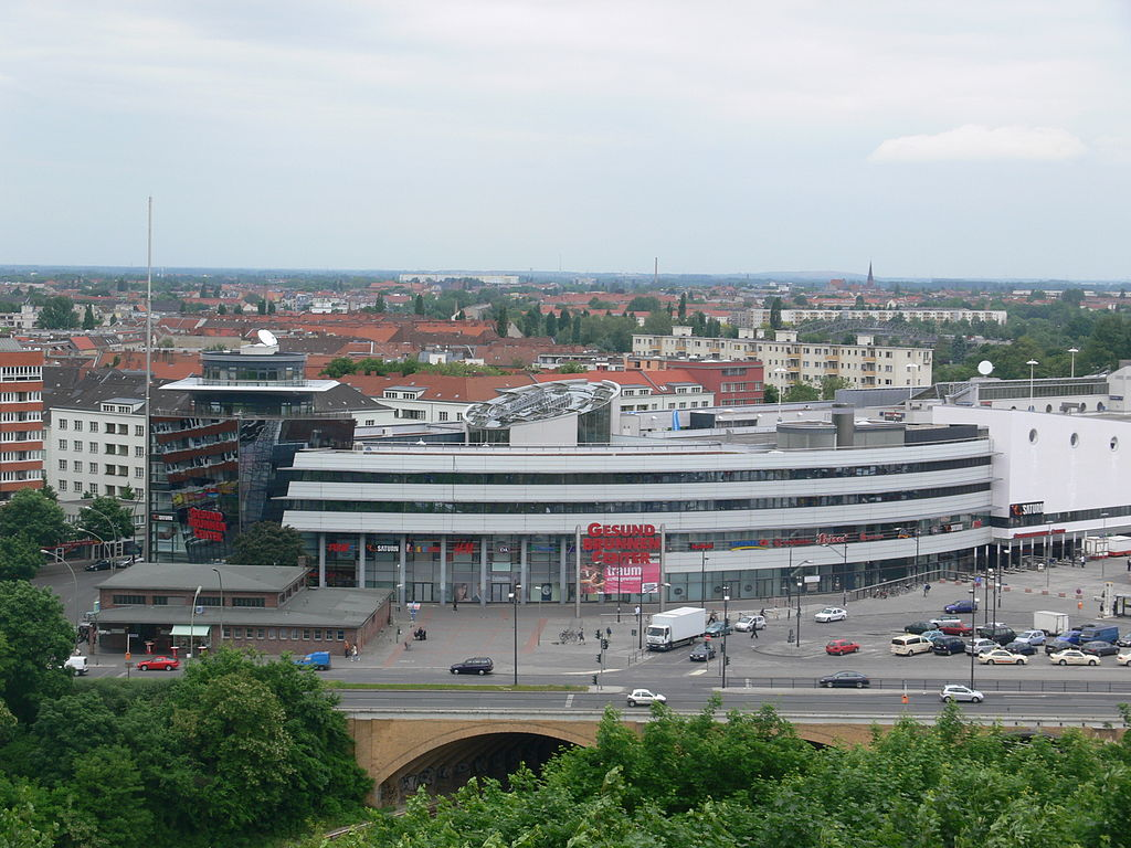 The Best and Cheapest Shopping Malls in Berlin, Germany