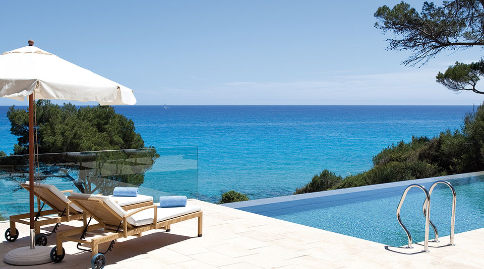 The Best Hotels With Incredible Pools In Mallorca