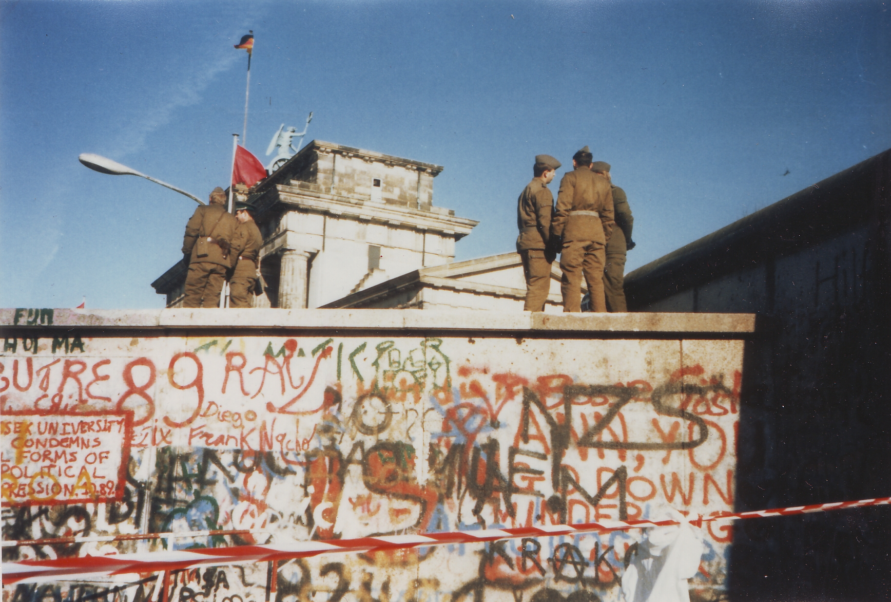 A Brief History Of The Berlin Wall