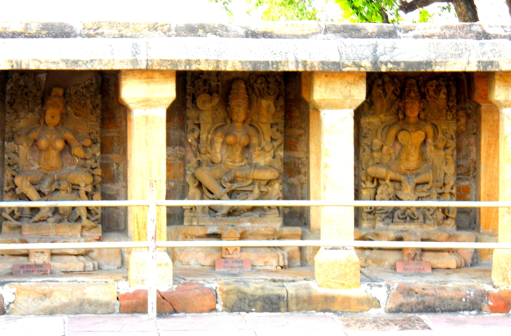 Chausath Yogini Sculptures