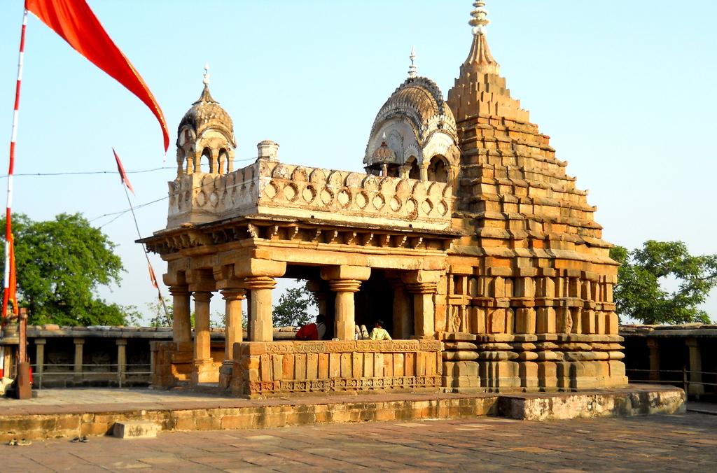 Chausath Yogini Temple