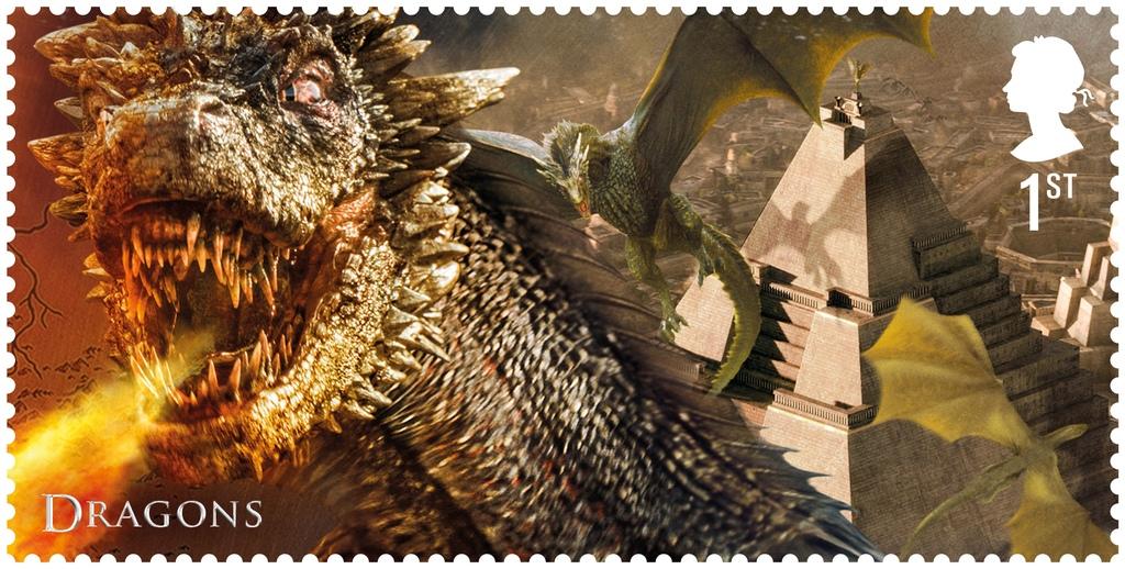 GoT MS Dragons