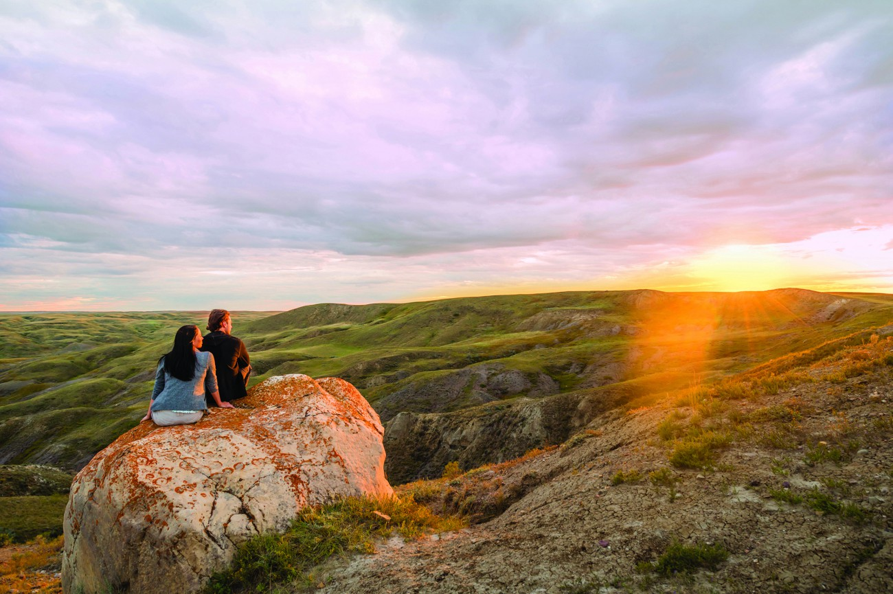 Grasslands National Park Tourism Saskatchewan Chris Hendrickson