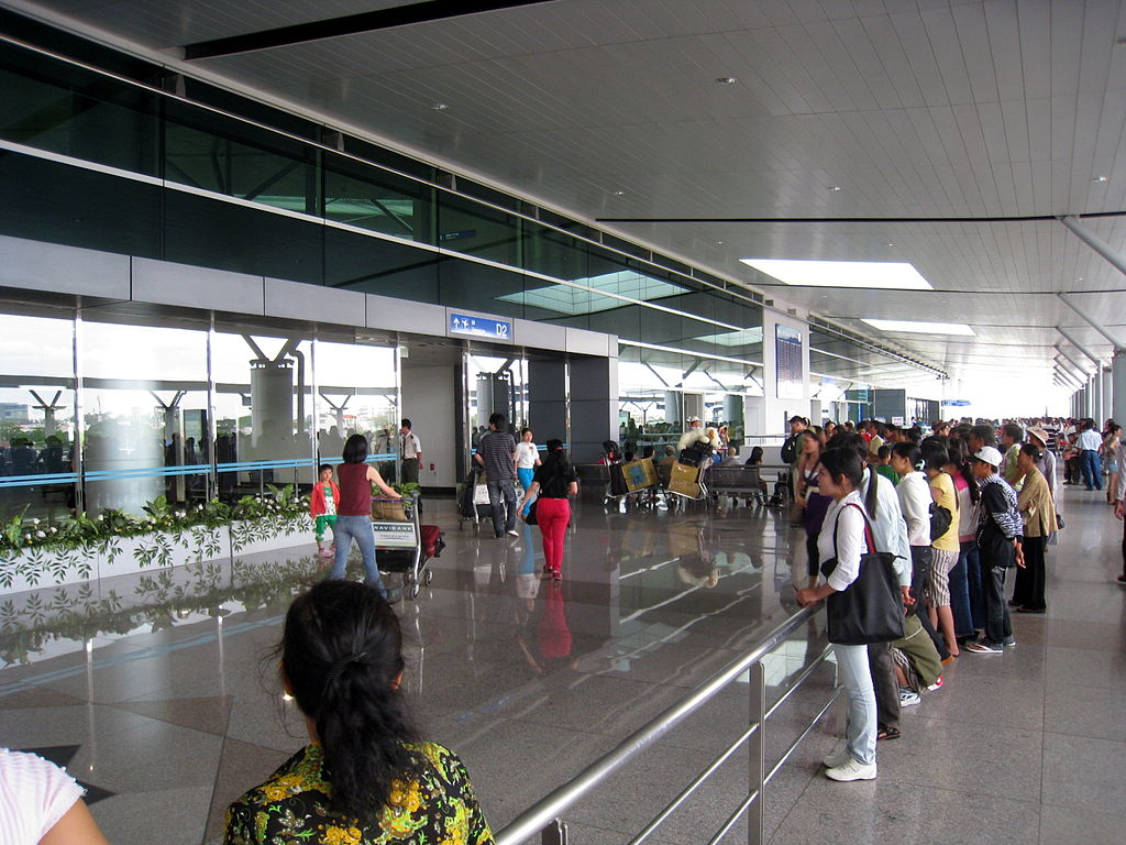 Image result for tan son nhat airport