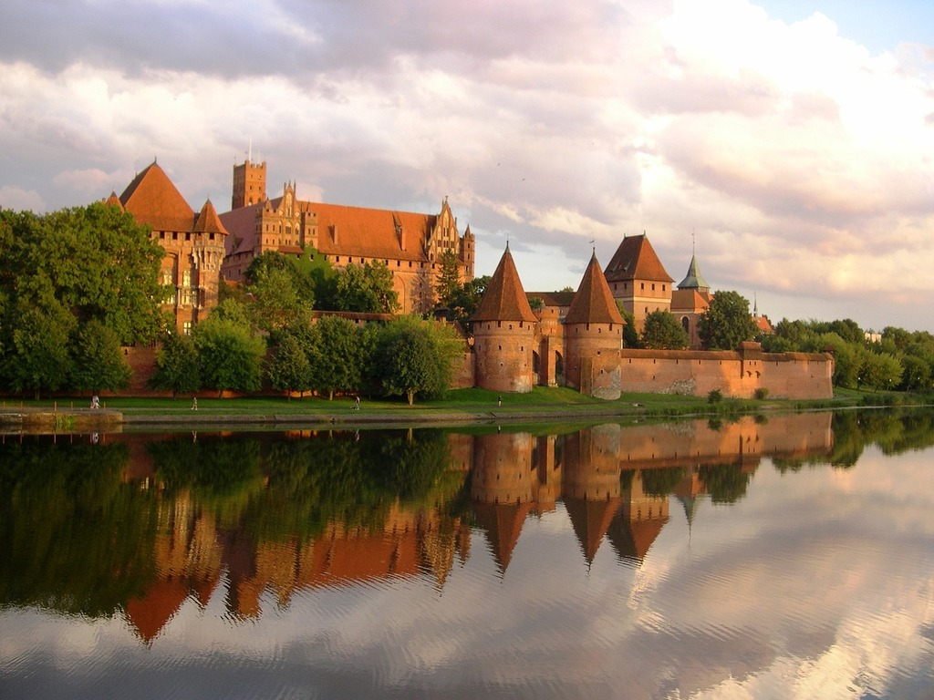 Malbork Castle jan_nijman Pixabay
