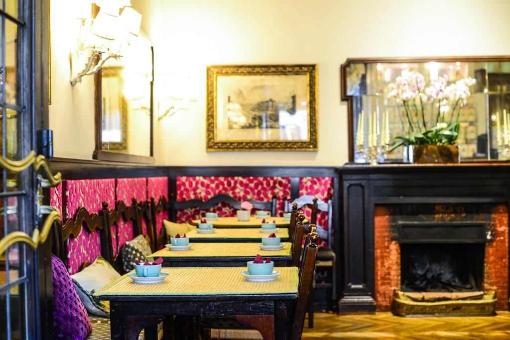 Babingtons English Tea Room | © Courtesy of Babingtons