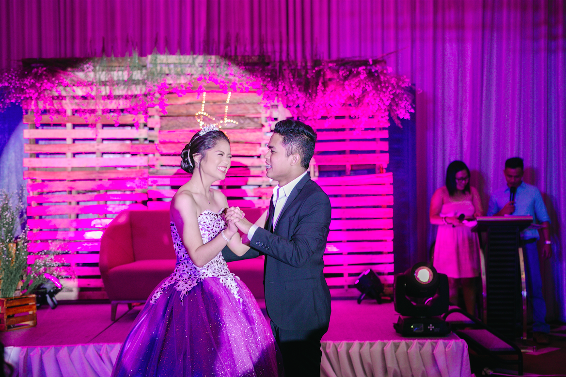 Real Life Fairytale A Girls 18th Birthday In The Philippines