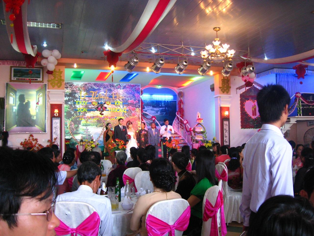 A Guide To Surviving Vietnamese Weddings