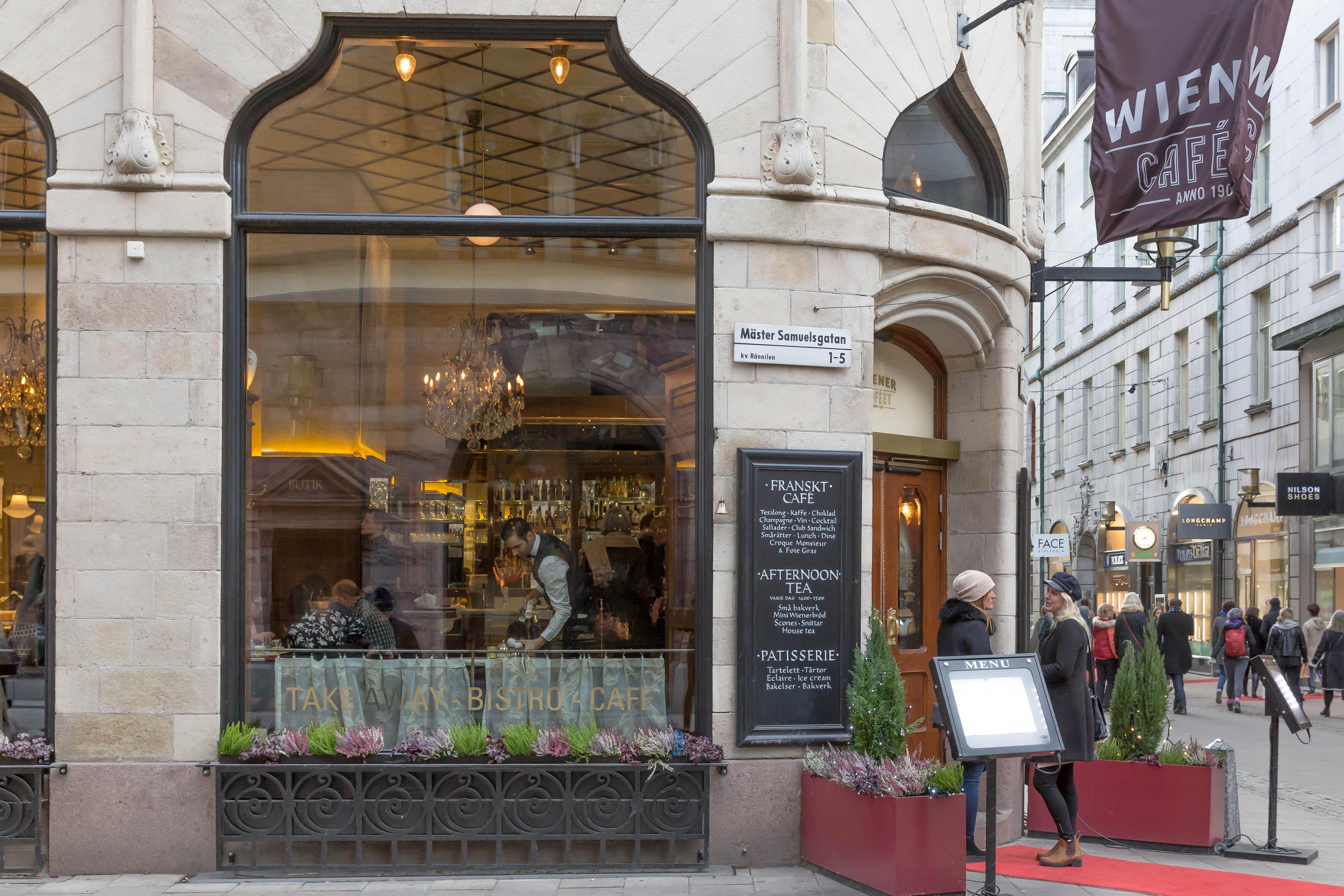 choklad cafe stockholm