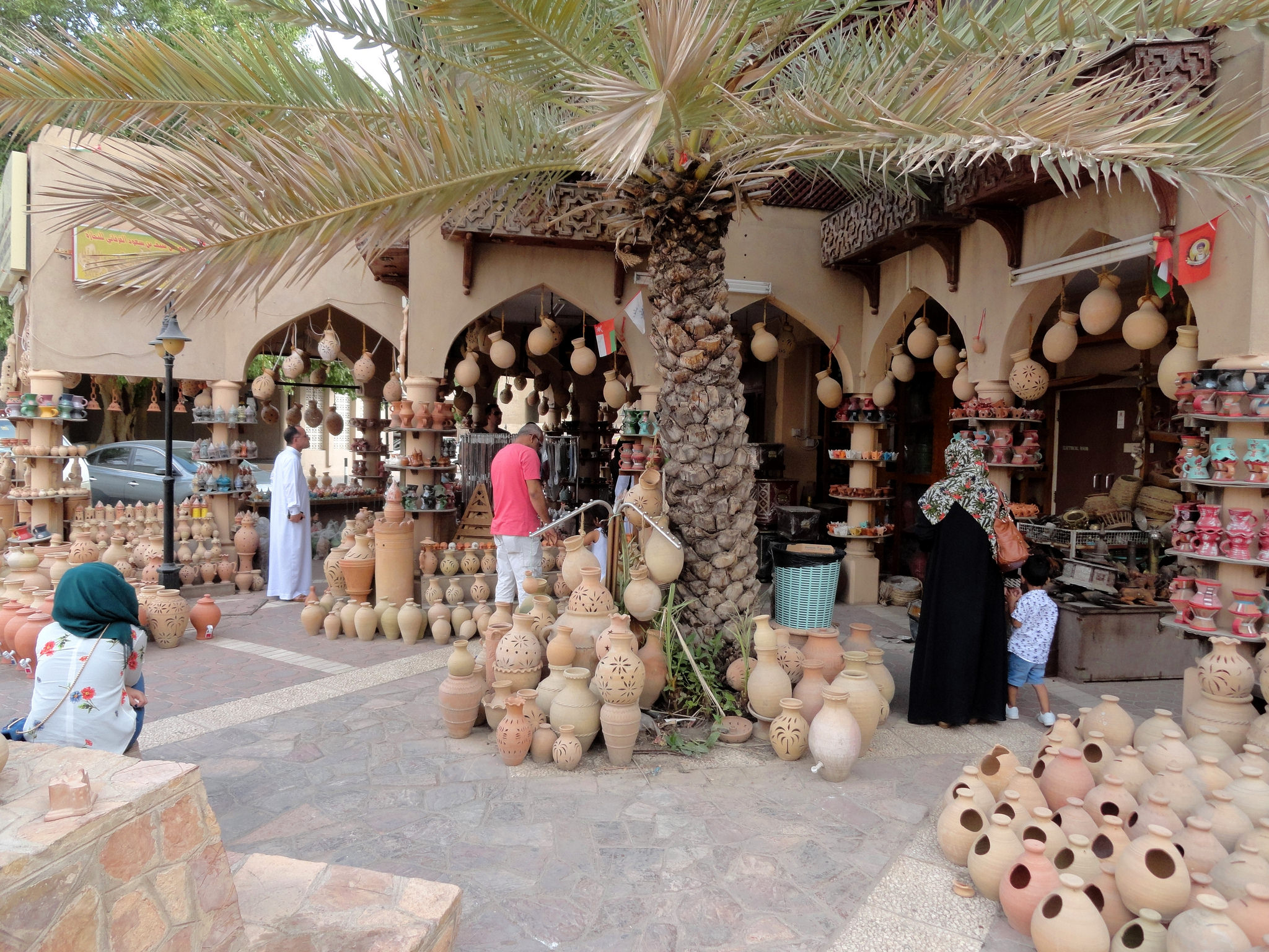 The Best Souks to Get Lost in Oman