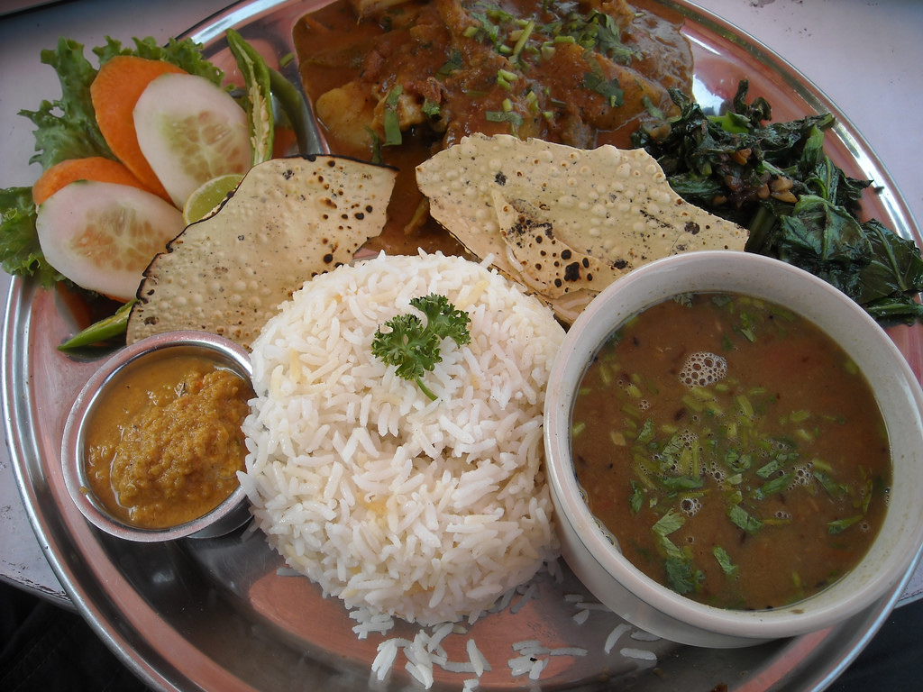 Image result for Local delicacies nepal