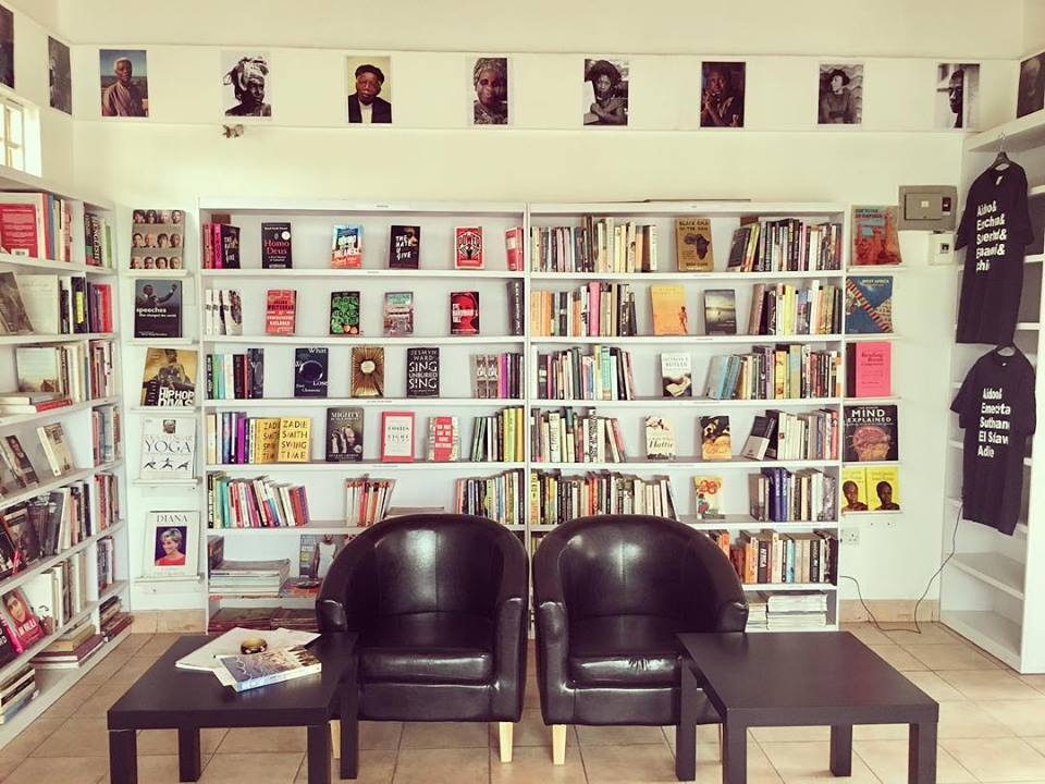 7 Havens For Accra's Bookworms
