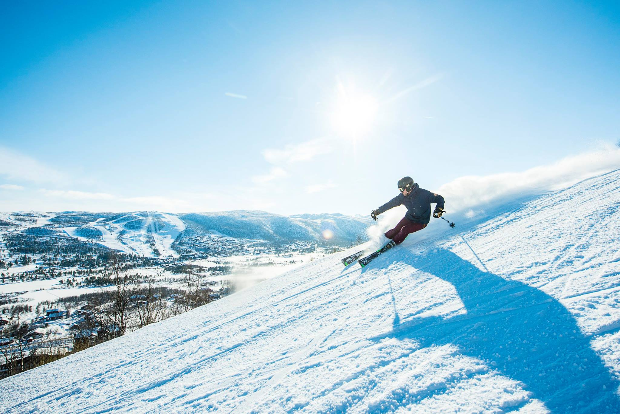 10 top ski resorts in norway
