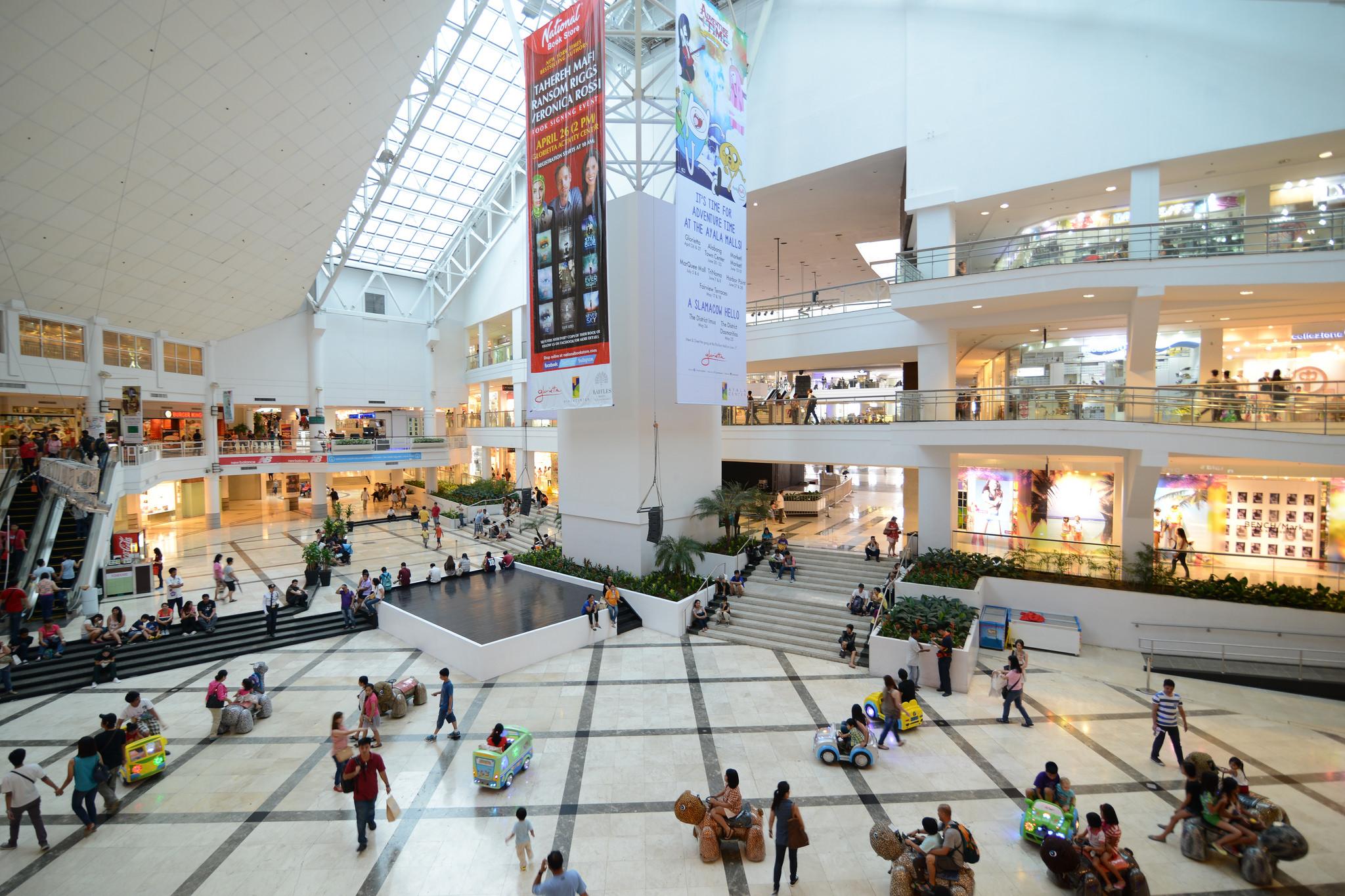 14f72317f455 The 10 Best Malls in Manila
