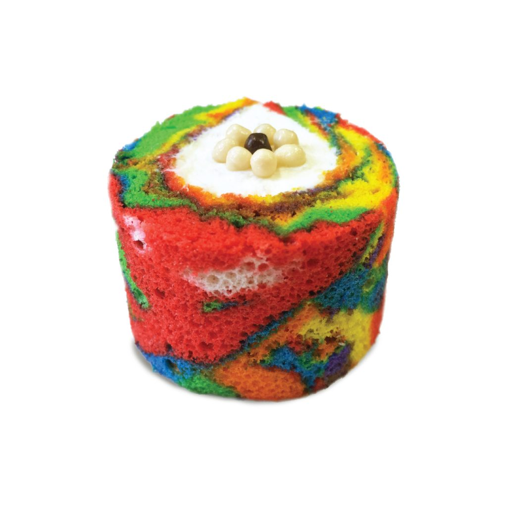 Besfrens Rainbow Cake Roll