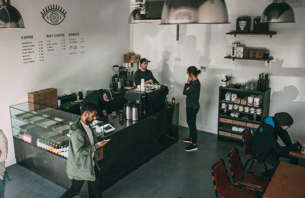 The 10 Best Coffee Shops Cafés In Belfast