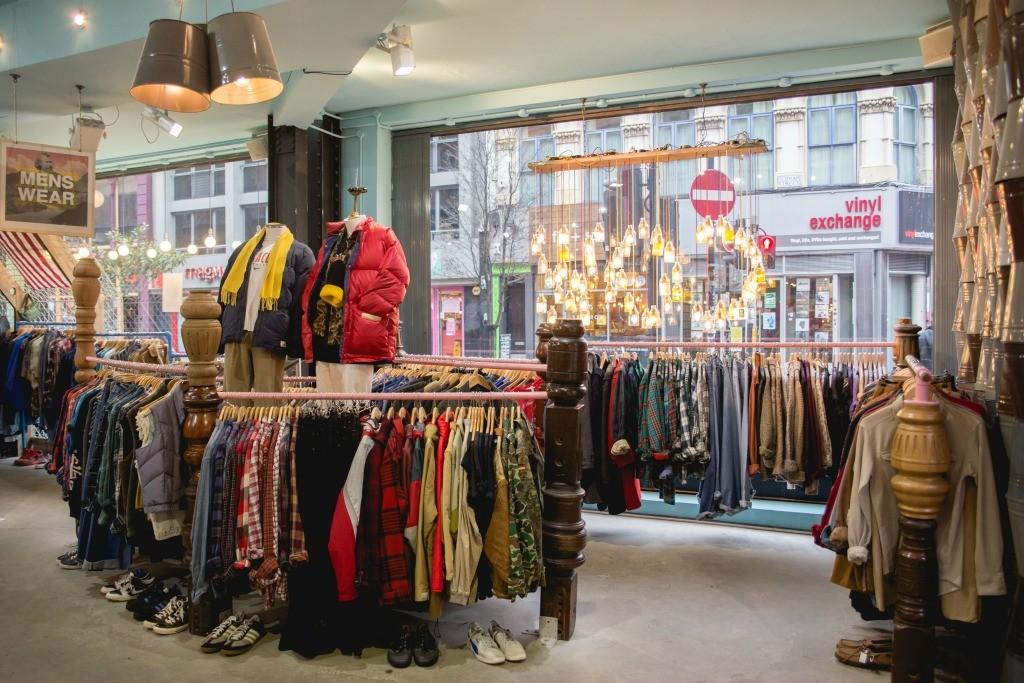 The Best Vintage Shops In Manchester