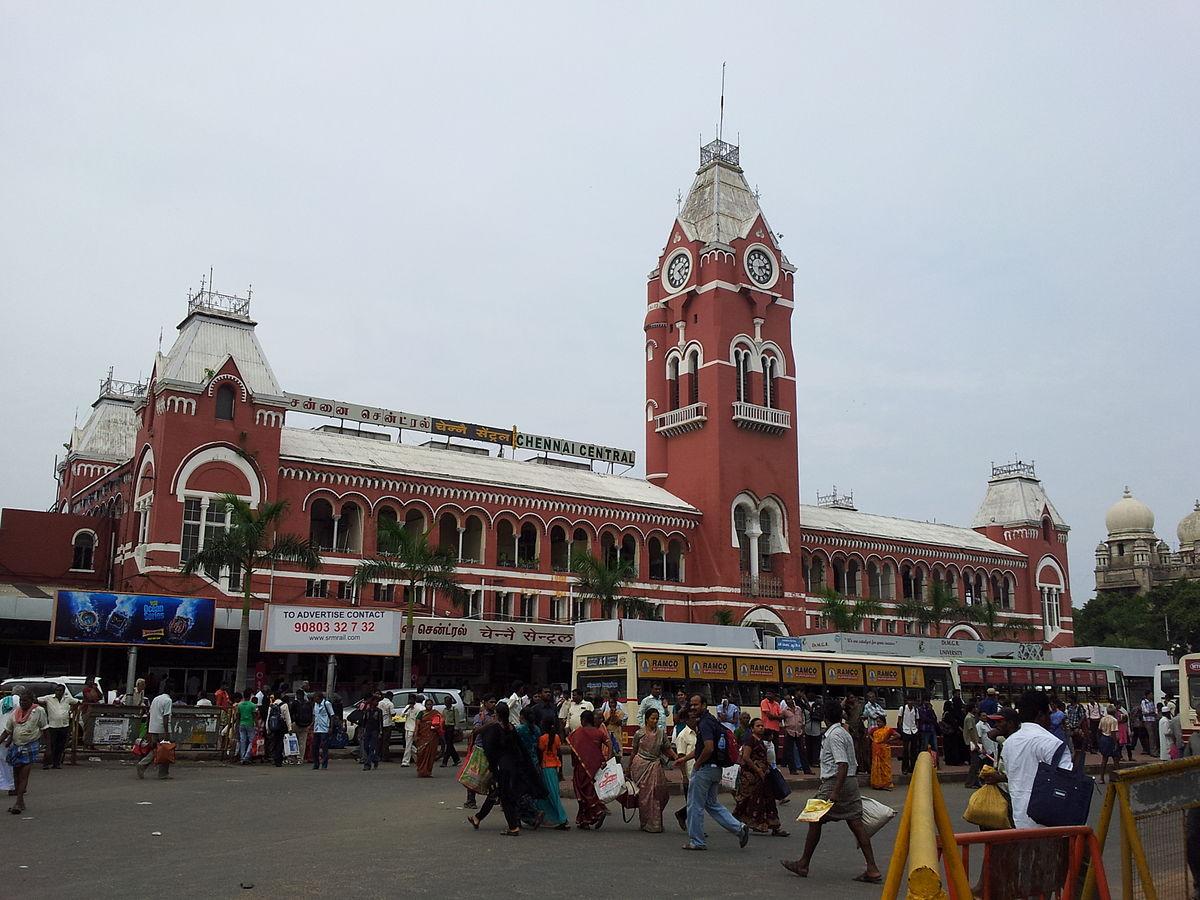 Architecture of Chennai