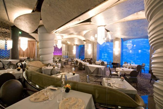 The 10 Best Restaurants To Try In Dubai