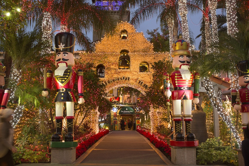 Christmas In Los Angeles.The Best Things To Do This Christmas In Los Angeles
