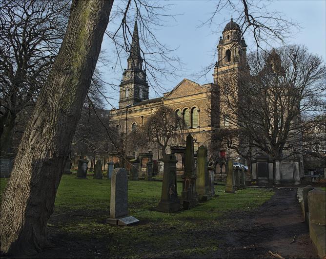The Most Beautiful Churches in Edinburgh