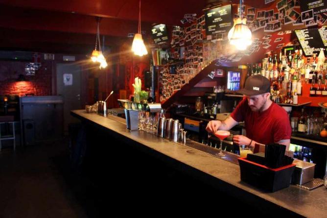 the english pub bergen