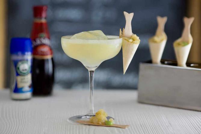 """Résultat de recherche d'images pour """"cocktail fish & chips"""""""