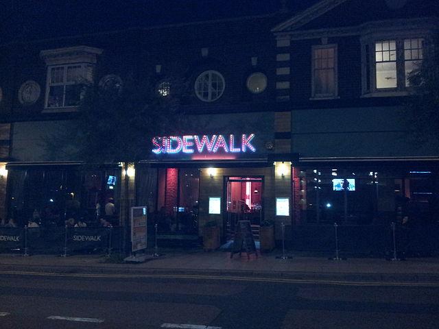 Lesbian cafes restaurants bars in birmingham