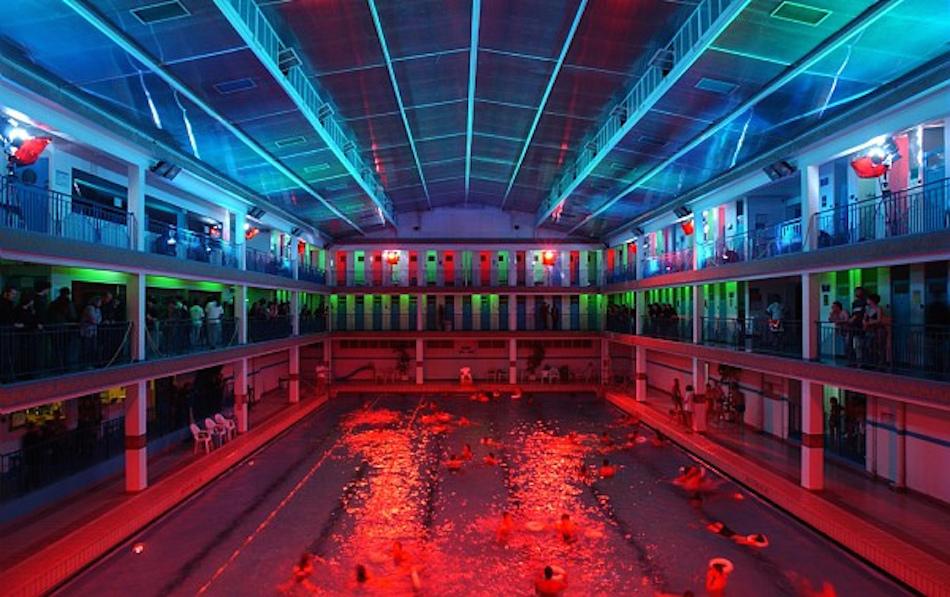 The Most Beautiful Municipal Swimming Pools In Paris