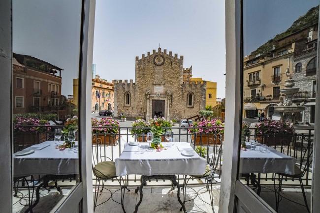 The Top 10 Restaurants In Taormina Italy