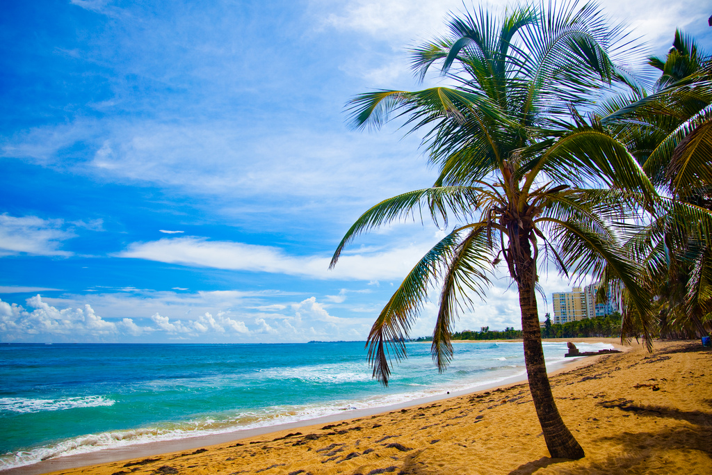 The Most Beautiful Beaches In Puerto Rico