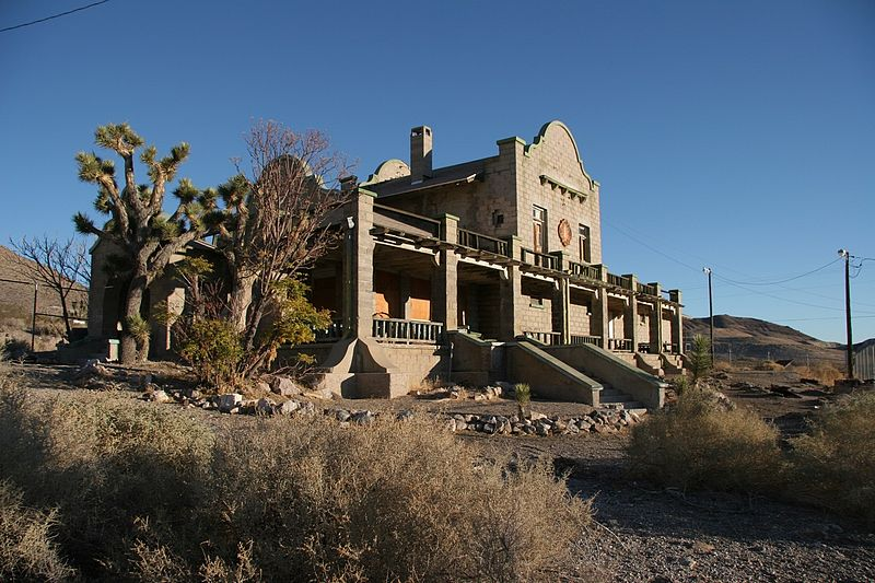 The Official Guide to All of Nevada\'s Ghost Towns